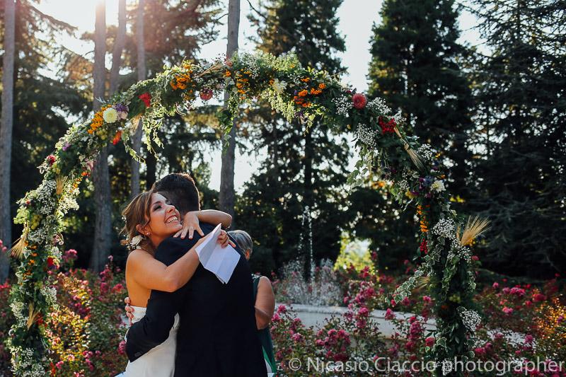 matrimonio tenuta pegazzera Casteggio Pavia - fotografo matrimonio milano