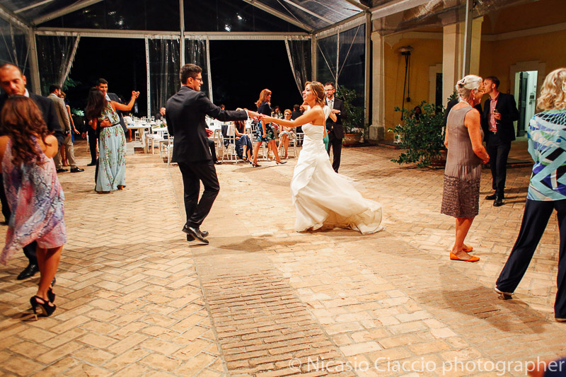 balli durante matrimonio tenuta pegazzera