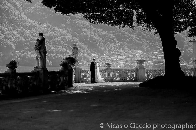 Villa del Balbianello Sposi - Matrimonio Lago di Como (18)