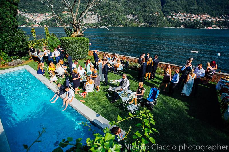 Giardino Villa regina Teodolinda - Matrimonio Lago di Como (27)
