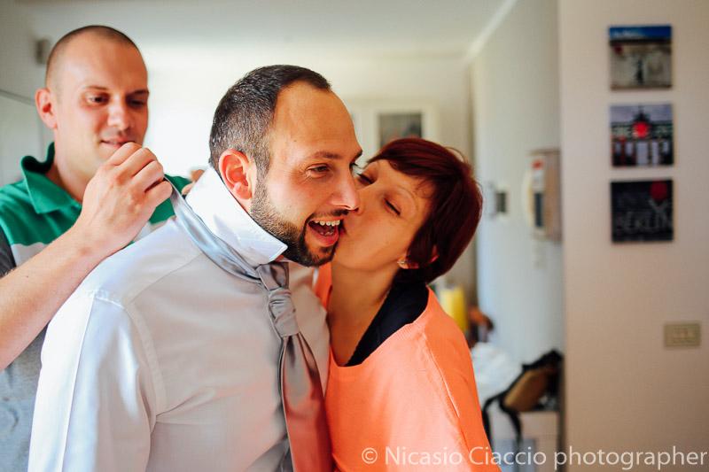 Preparazione sposo milano