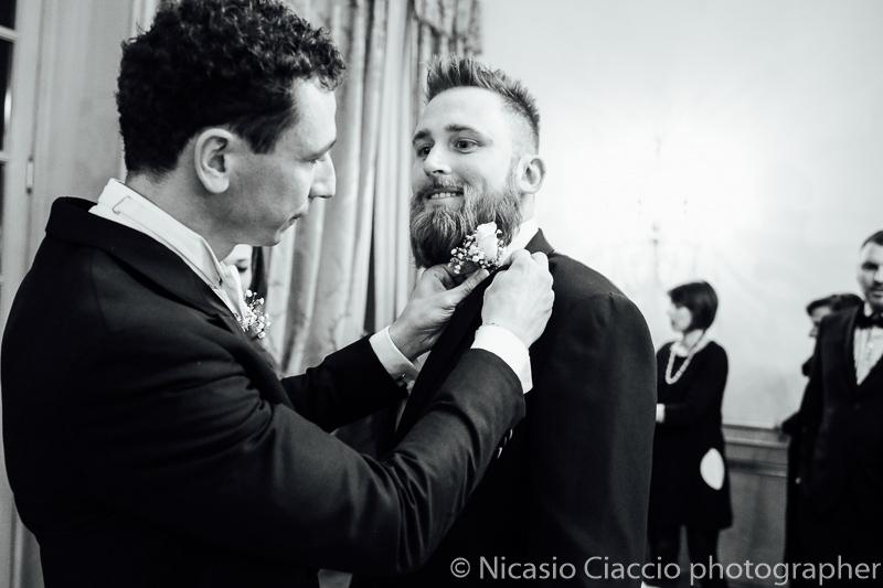 Preparazione testimoni. Foto matrimonio villa cavenago (005)
