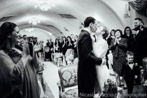 foto matrimonio Villa Cavenago