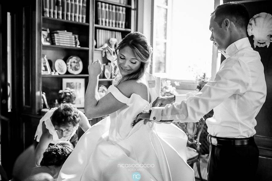 Preparazione sposa  Foto di Matrimonio