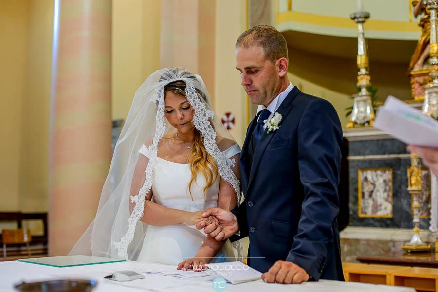 scambio promesse sposi