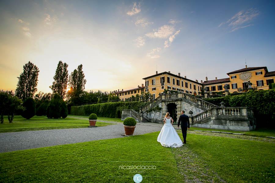 Foto Matrimonio Villa Orsini Colonna