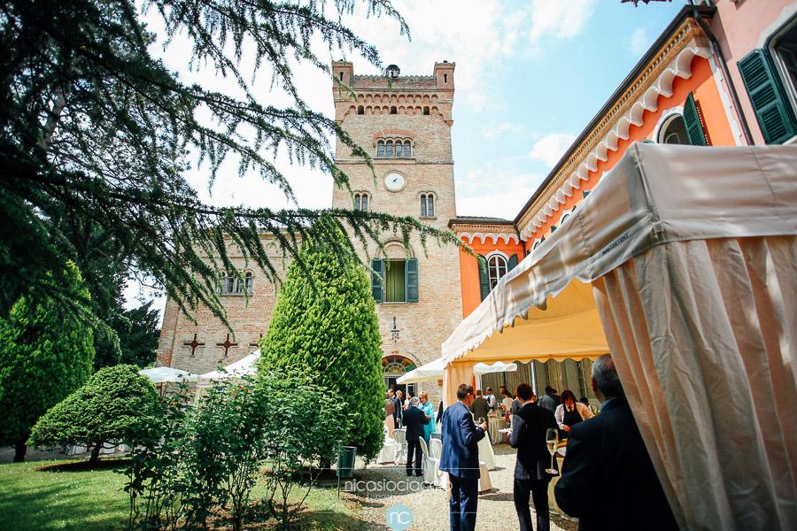 matrimonio Villa Castello di Torrazzetta