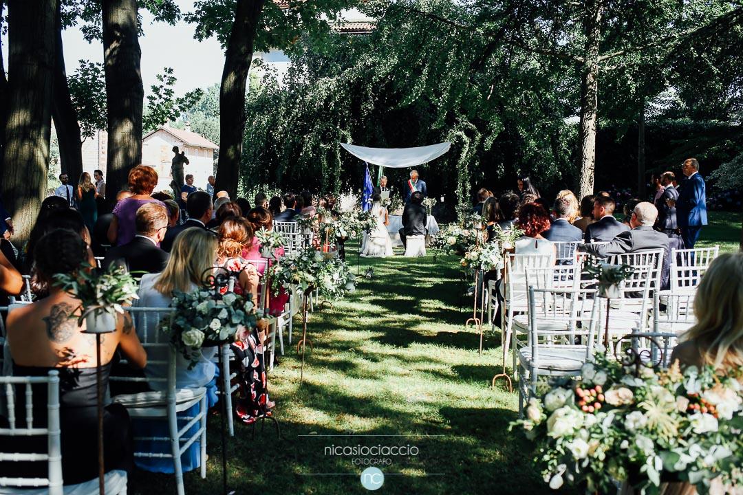Matrimonio Villa Gaia Gandini Robecco sul Naviglio